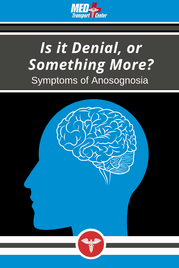 Alcohol anosognosia - denial of the disease 3