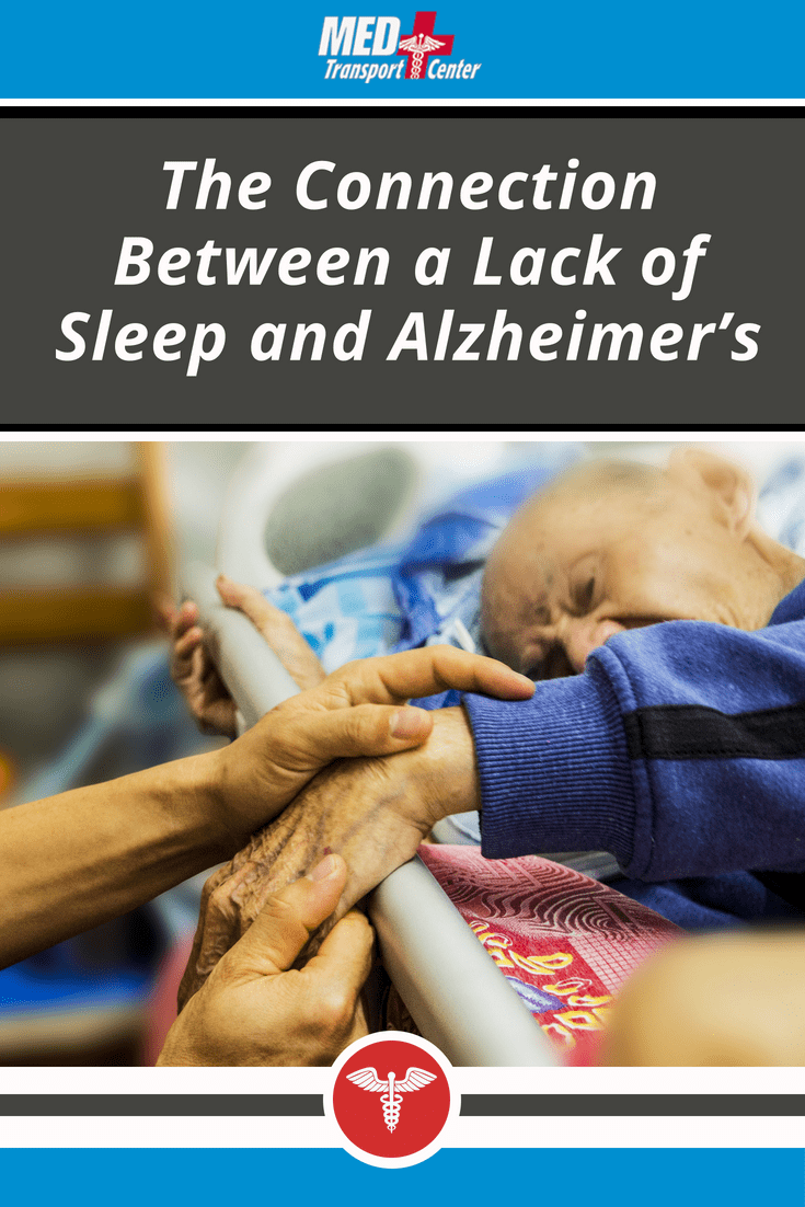 The Connection Between a Lack of Sleep and Alzheimer's