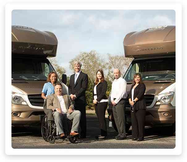 Med Transport Center's Luxurious Patient Transport Services