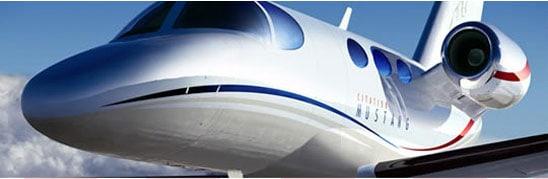 Citation Mustang Med Flight