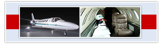 Citation Air Ambulance