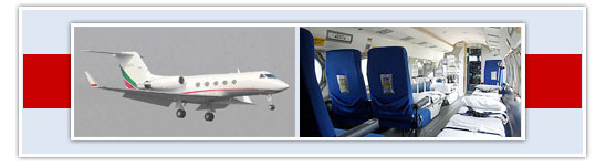 Gulfstream Air Ambulance