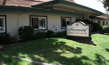 Fairmont-Rehab